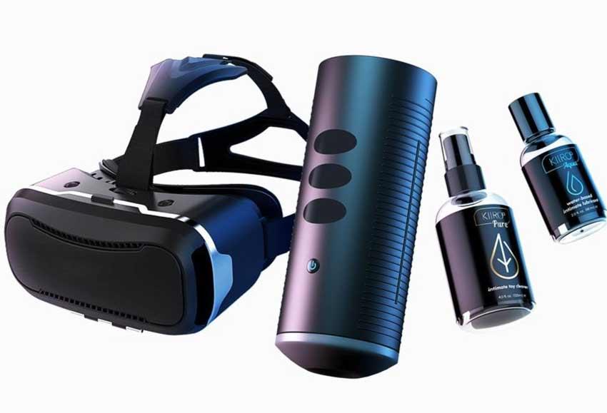 virtual reality sex toys