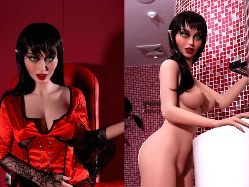Melina sex doll