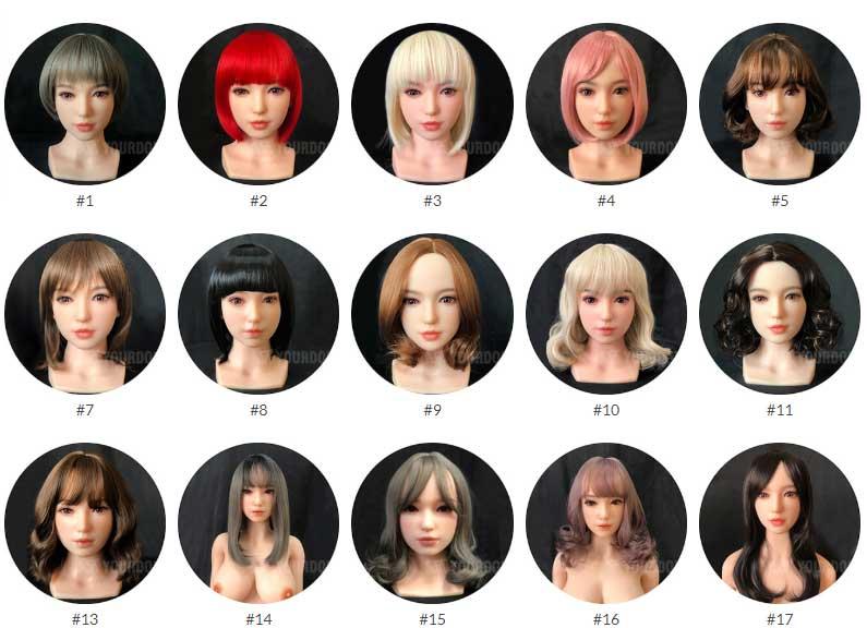 anime hair color