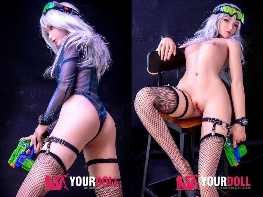 lucie flat chest anime sex doll