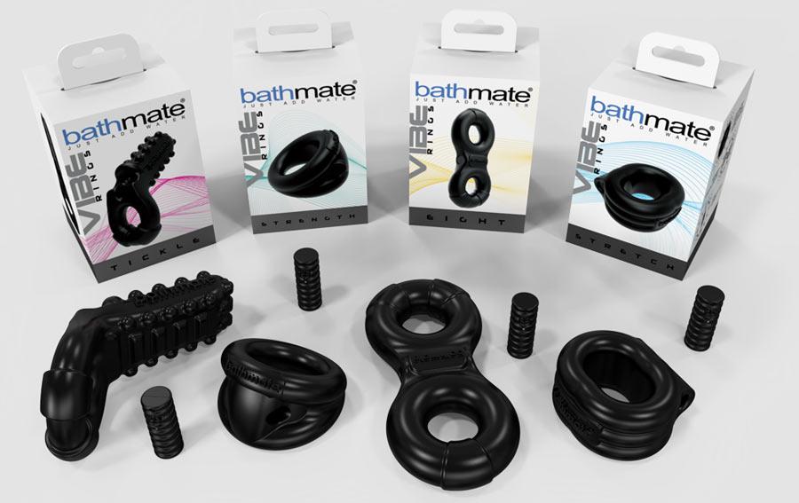 Bathmate Vibe Rings