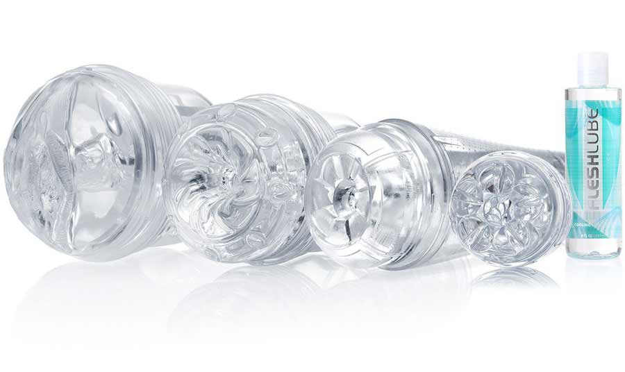 clear Fleshlights