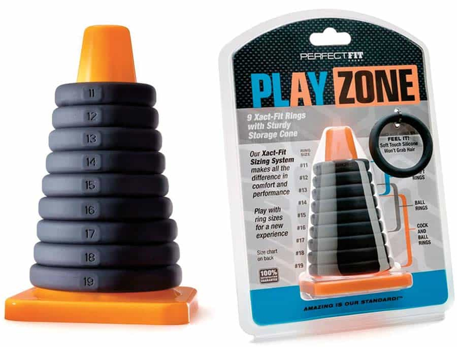 Play Zone Xact Fit Rings