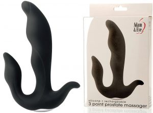 Adam and Eve prostate massager