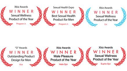 Aneros awards