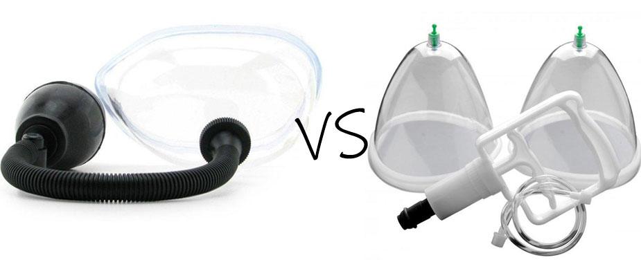 pussy pump vs breast pump