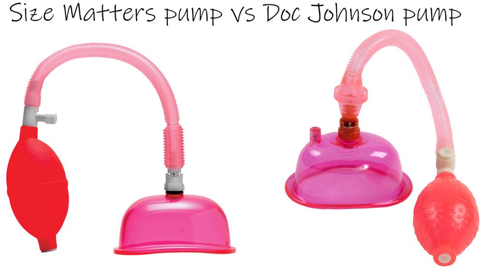 size matters vs doc johnson