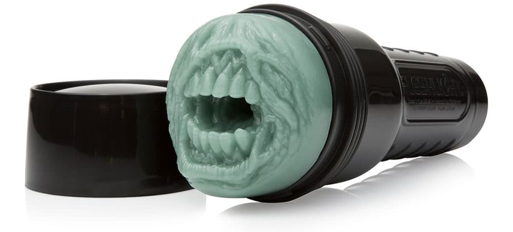zombie mouth fleshlight